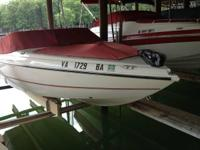 Please call boat owner Kirk at . 2002 19' Stingray FX