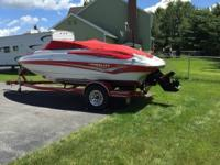 Please call owner Bob at . Boat is in New Hartford, New