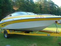 2003 192BR Crownline Ski Boat!!! Mint condition, custom