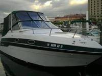 Nice boat for a family or fishing. This boat has a big
