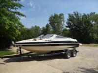20 Ft 2005 Glastron GX 205 (10 passenger max) 141.8 low
