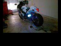 2009 hayabusa still new and custom with 2 years left on
