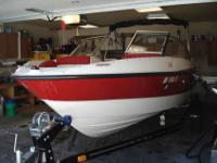 2012 Bayliner Fiberglass Boat for sale! 17ft 10 inches.