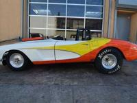 This 1960 Chevrolet Corvette Convertible . It is