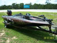 "19'6"" Norriscraft 1900XLVEE Handmade Fish and Ski 200hp"