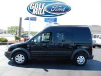 2010 FORD TRANSIT CONNECT WAGON XL, CARGO VAN, 2.0L,