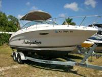 2003 Sea Ray 225 WEEKENDER Recently brought down from