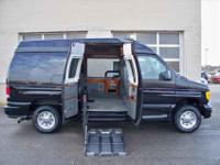2006 FORD E-SERIES CARGO E250 SUPER DUTY, CARGO VAN,