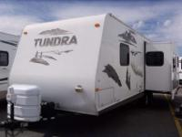 2007 FOUR WINDS DUTCHMAN TUNDRA , WHT, This 1 is