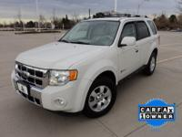 This 2009 Ford Escape Limited Hybrid 4x4 is absolutely