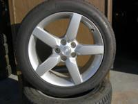 "Chevrolet Camero 19"" Factory/OEM aluminum wheels with"