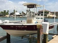 2009 Cobia 19 Bay Center Console boat w/2009 Yamaha