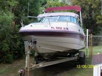 1995 CHAPERALL 305 CHEV MERC CRUISER LOWER UNIT IS A