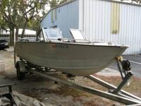I have a very nice 19 foot aluminum bow rider. It has a