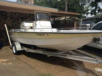2005 BAYMASTER 1900 19Ft. FOR SALE......13,500.00 OR