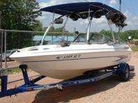 4.3L V6 Mercruiser Engine w/285 hours Wakeboard Tower