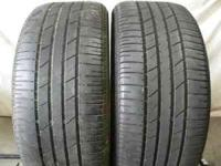 I have 2 used Bridgestone Dueler H/L 400 TIRES Size