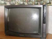"19"" COLOR EMERSON TV - ASKING $15.00 BUT NEGOTIABLE"