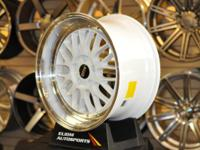 Wheels Description Model: STR 601 Complete: WHITE