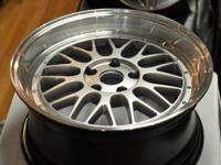 Size 19x8.5 ALL AROUND. ET 20. Bolt Pattern 5x120.