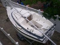 1986 Newbridge 19 Beautiful 1986 19' sailboat made in