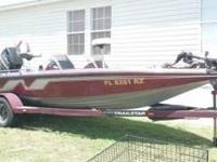 REDUCED! NITRO BASS BOAT, Duel Console, TOURNAMENT