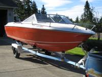 1975 Reinell Boat   Very nice condition, well taken