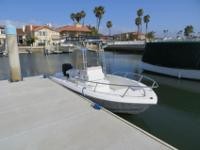 19' Sea Pro Center Console 2004 Sea Pro 19 Center