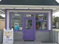 Check out Metro PCS on 15th street and get large