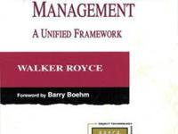 Software Project Management presents a new management