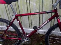 "I have a 19"" Specialized Hardrock mountain bike for"