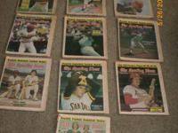 Vintage Sport collector items  19 total Sporting news