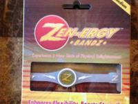 Brand New Zen-Ergy Bandz in the box! Enhances