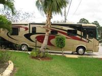 2007 Ventana Motorhome.Like brand-new with only 6,595