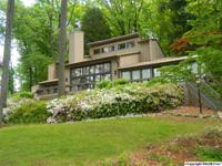 Outstanding contemporary custom built waterfront home,