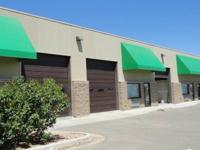 Industrial Units for Lease 15552 E. Fremon Drive,