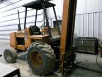 1900 Case Construction 584 SIEVERS-HILLSBORO 2WD 2310