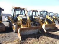 1900 Caterpillar BACKHOES BACKHOES CATERPILLAR BACKHOES
