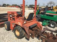 1900 Ditch Witch 3610 3610 3610 TRENCHER Trenchers