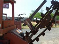 1900 Ditch Witch 4010 Deutz Engine 18in bucket 70K 4P