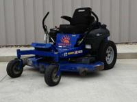 "1900 Dixon GRIZZLY Z 60 23HP 60"" Lawn Mowers Riding"