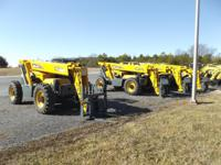 Parts Service Rentals new & & pre-owned equipment