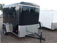 Haul-It :5x8 cargo trailer for sale, Single Axle