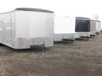 Michigan Made haul-It Trailers:Enclosed Car haulers for