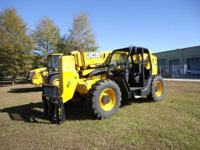 1900 JCB 506-36 JCB 506.36 LOADALL Loaders All-Wheel
