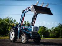 This is a great tractor for hobby farmers with small