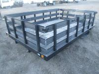 1900 Other 12' Flatbed Stake Bed 12' Stakebed Wood