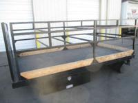 1900 Other 14' Flatbed Flatbed 14' Steel Flatbed Rub