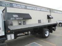 "1900 Other 20' Flatbed Flatbed 20'L 96""W Flatbed"