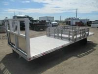 "1900 Other 22' Flatbed Aluminum Flatbed 22' 102""W"